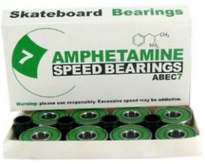 Amphetamine Kugellager