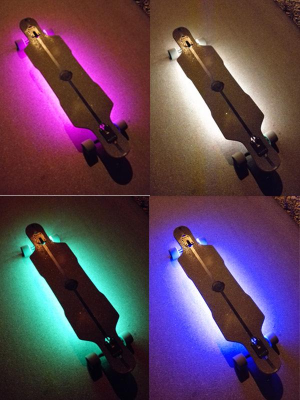 Glowboard Titelbild